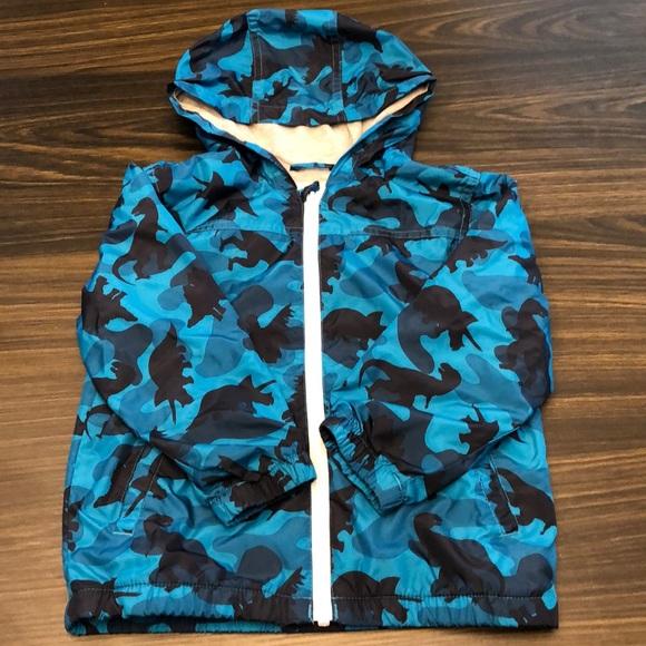 7869a30567329 Gymboree Jackets & Coats | Dinosaur Raincoat Size 2t3t | Poshmark